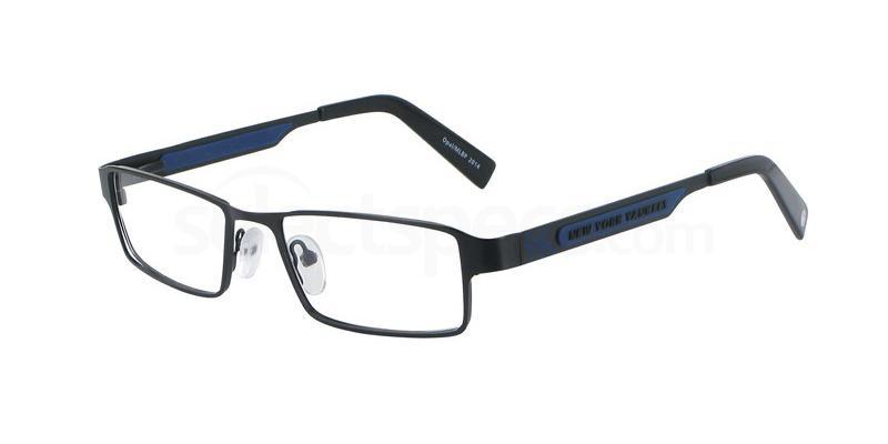 C01 NYMM058 Glasses, New York Yankees TEENS