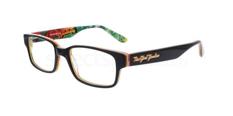 C01 NYAA035 Glasses, New York Yankees TEENS
