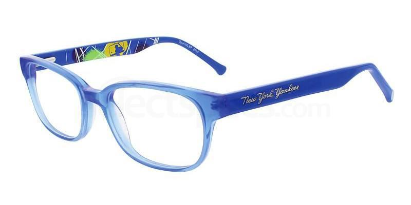 C06 NYAA037 Glasses, New York Yankees TEENS