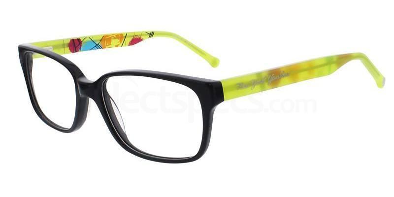 C01 NYAA038 Glasses, New York Yankees TEENS