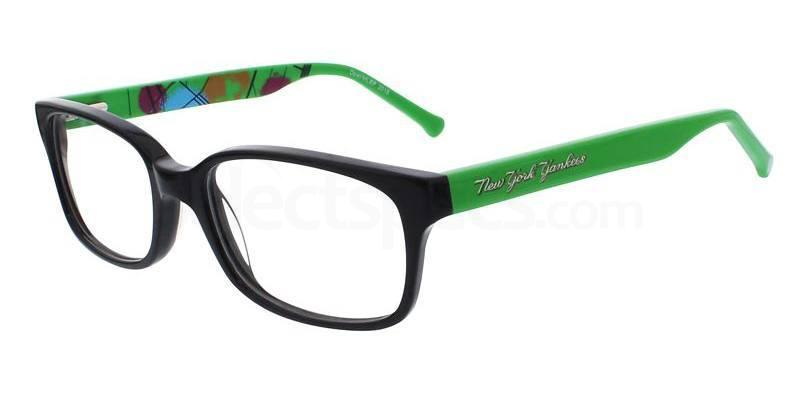 C01 NYAA039 Glasses, New York Yankees TEENS