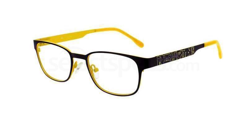 C01 NYMM063 Glasses, New York Yankees TEENS