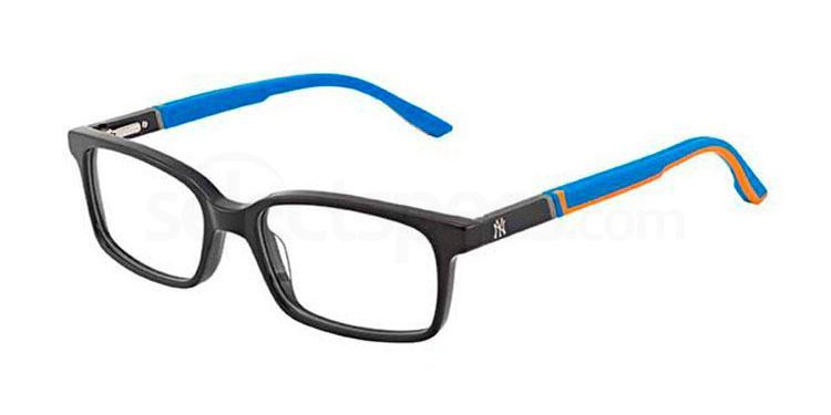 C01 NYAA090 Glasses, New York Yankees TEENS