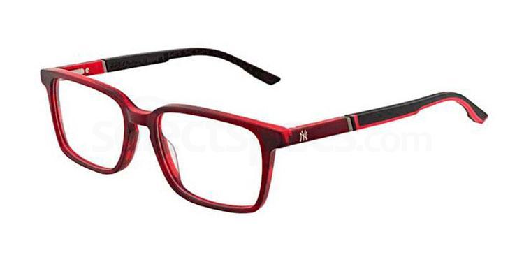 C73 NYAA092 Glasses, New York Yankees TEENS