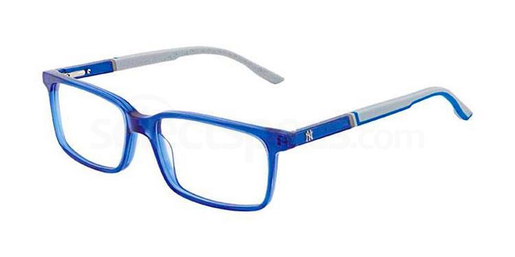 C06 NYAA095 Glasses, New York Yankees TEENS