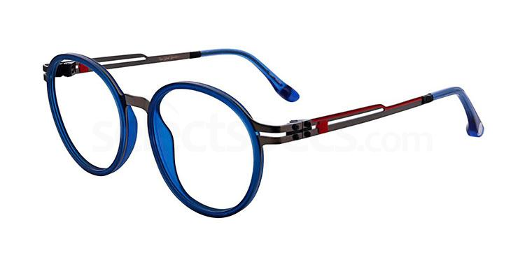 C07 NYMM072 Glasses, New York Yankees TEENS