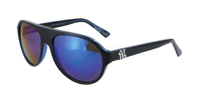 C01 NYIS009 Sunglasses, New York Yankees TEENS