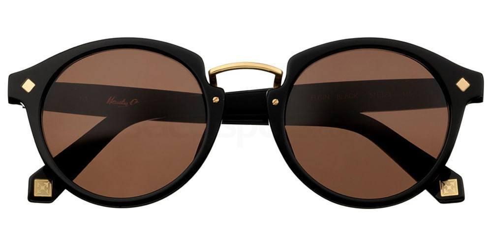 10020 ELGIN Limited Edition Sunglasses, Hardy Amies SIGNATURE