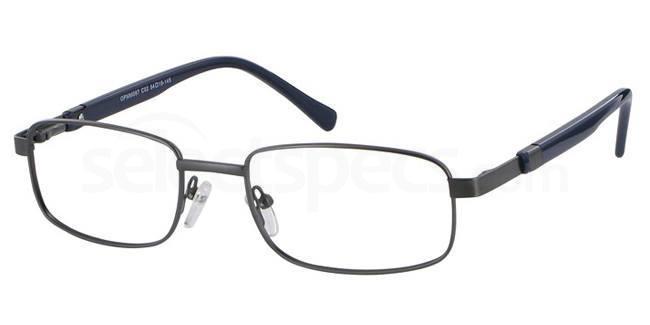 C02 OPMM087 Glasses, O Plus