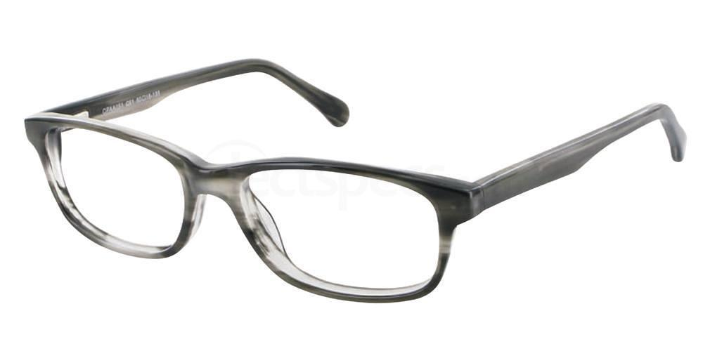 C61 OPAA051 Glasses, O Plus