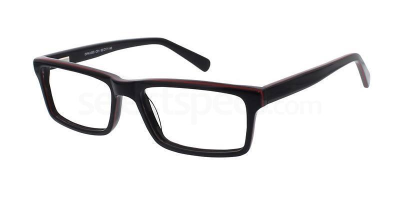 C01 OPAA055 Glasses, O Plus