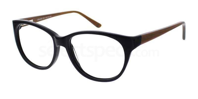 C01 OPAA062 Glasses, O Plus