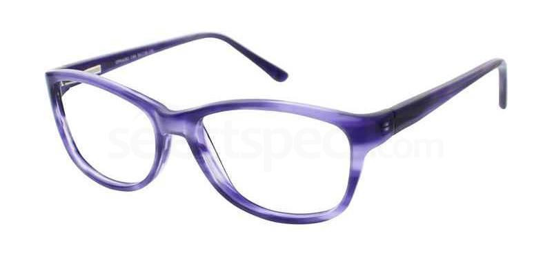 C68 OPAA063 Glasses, O Plus