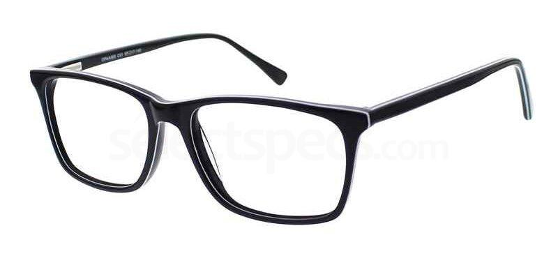 C01 OPAA065 Glasses, O Plus