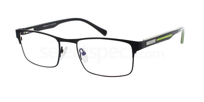 C01 OPMA025 Glasses, O Plus