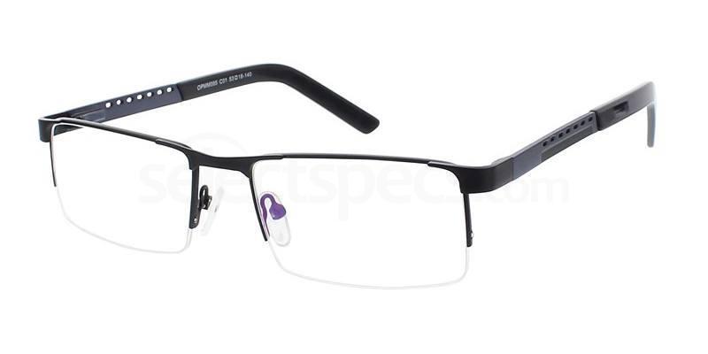 C01 OPMM095 Glasses, O Plus