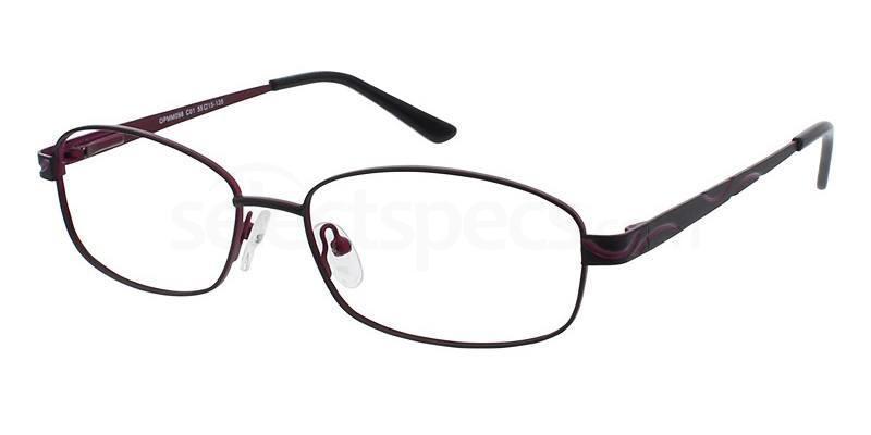C01 OPMM098 Glasses, O Plus
