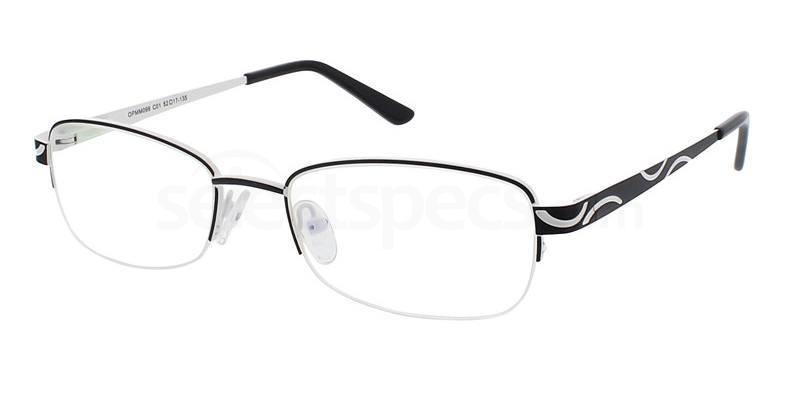 C01 OPMM099 Glasses, O Plus
