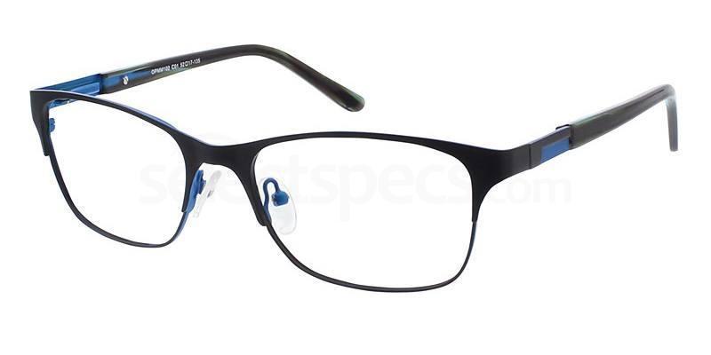 C01 OPMM102 Glasses, O Plus