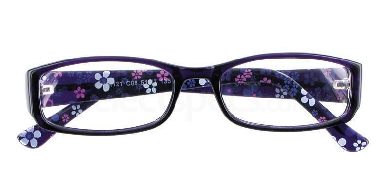 C08 OWII121 Glasses, Owlet
