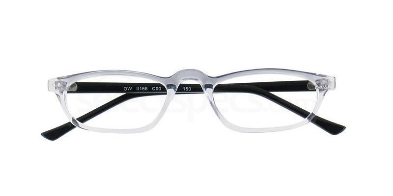 C00 OWII166 Glasses, Owlet