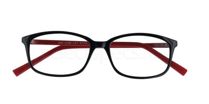 C01 OWII180 Glasses, Owlet