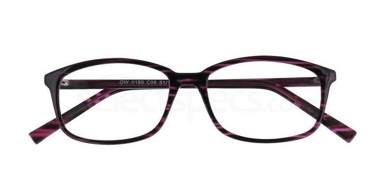 C08 OWII180 Glasses, Owlet