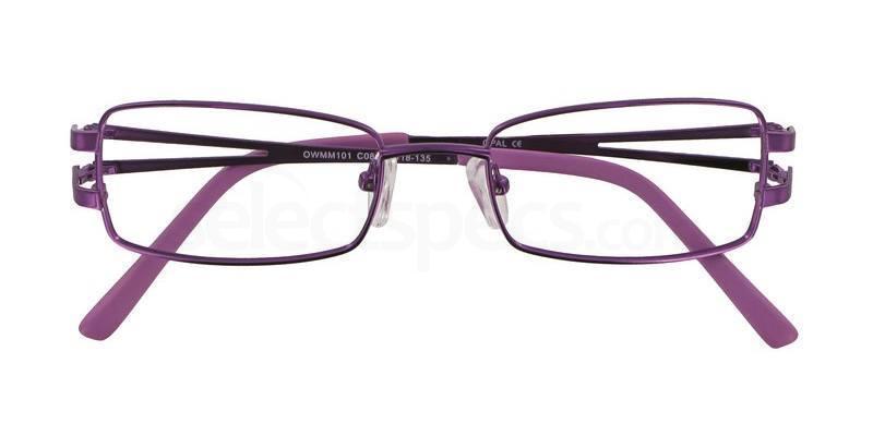C08 OWMM101 Glasses, Owlet