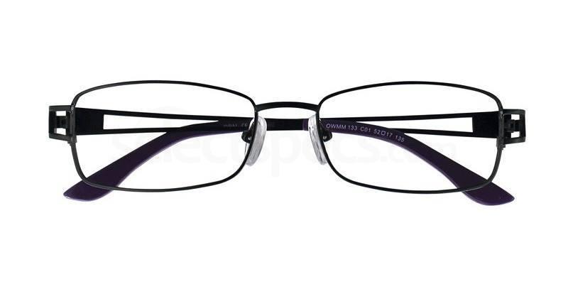 C01 OWMM133 Glasses, Owlet