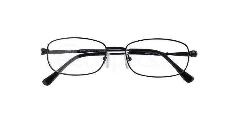 C01 OWMM172 Glasses, Owlet