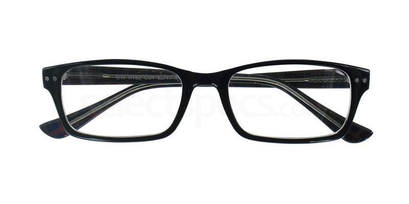 C01 OWII162 Glasses, Owlet