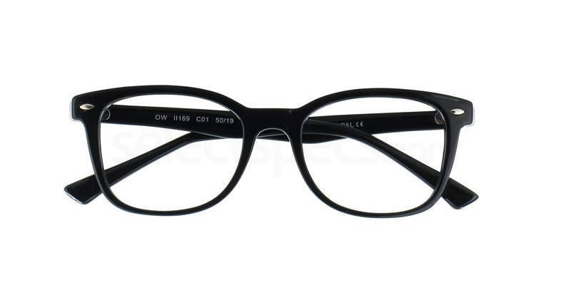 C01 OWII169 Glasses, Owlet