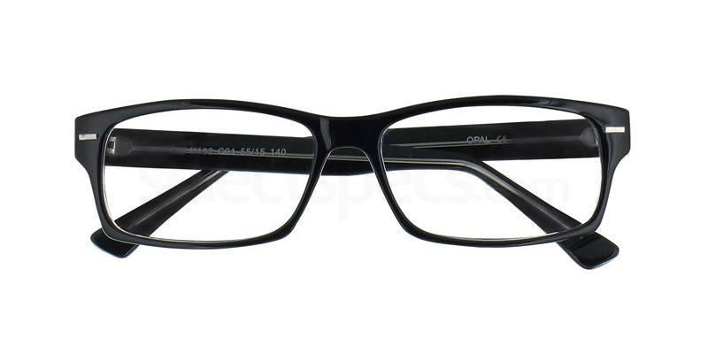 C01 OWII182 Glasses, Owlet