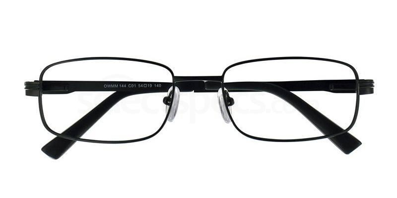 C01 OWMM144 Glasses, Owlet