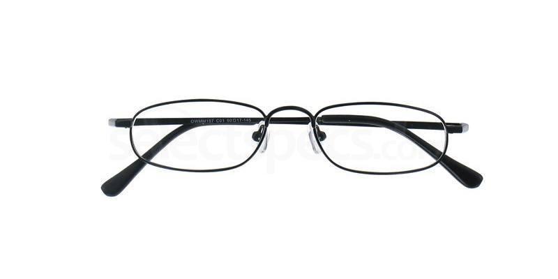 C01 OWMM157 Glasses, Owlet