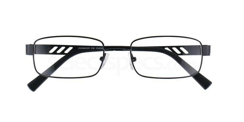 C01 OWMM167 Glasses, Owlet