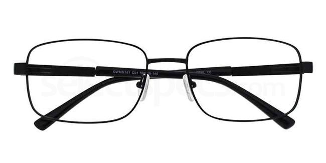 C01 OWMM181 Glasses, Owlet