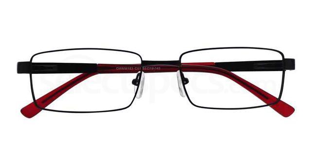 C01 OWMM183 Glasses, Owlet