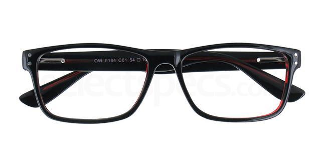 C01 OWII184 Glasses, Owlet