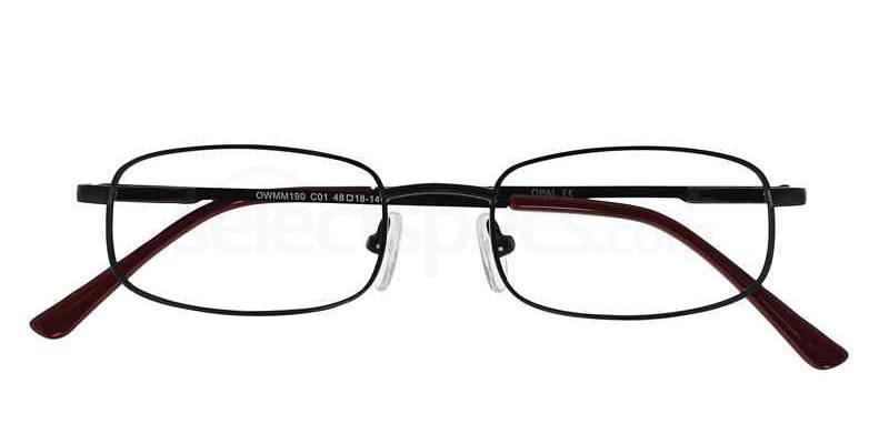 C01 OWMM190 Glasses, Owlet