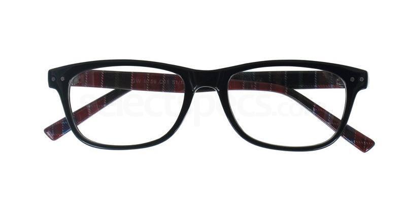 C01 OWII159 Glasses, Owlet
