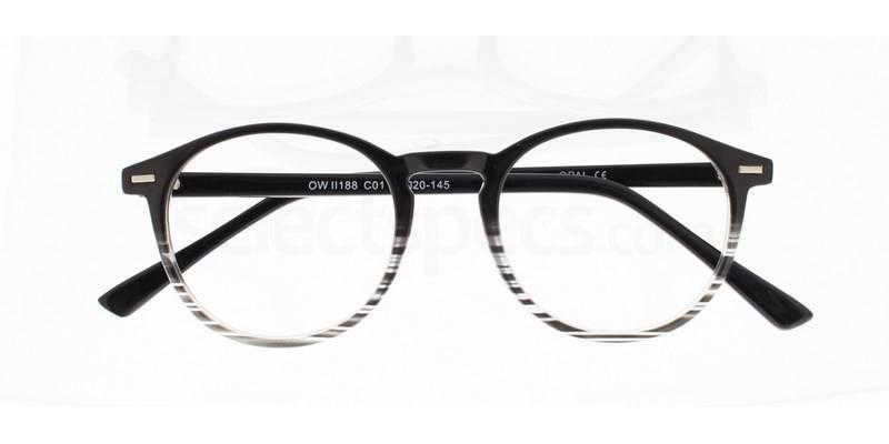 C01 OWII188 Glasses, Owlet