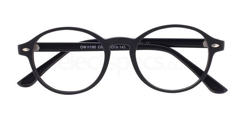 C01 OWII190 Glasses, Owlet