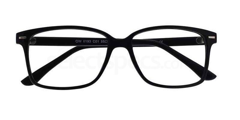 C01 OWII193 Glasses, Owlet