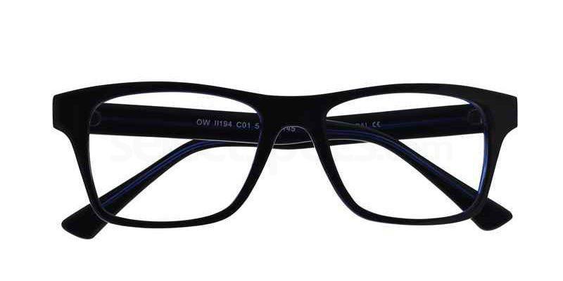 C01 OWII194 Glasses, Owlet