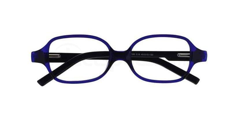 C06 OWII195 Glasses, Owlet