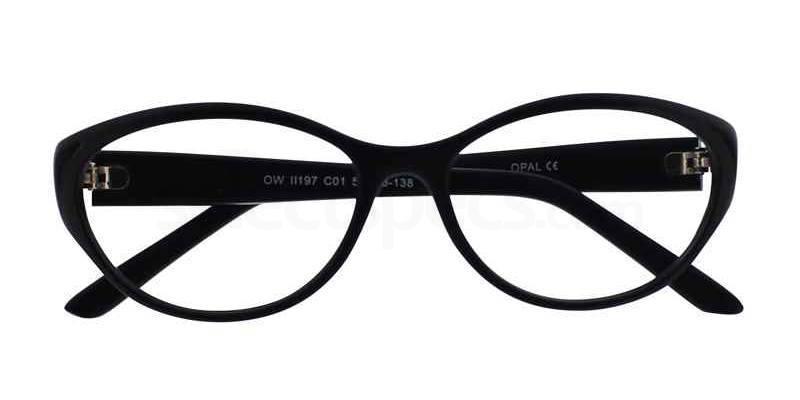 C01 OWII197 Glasses, Owlet