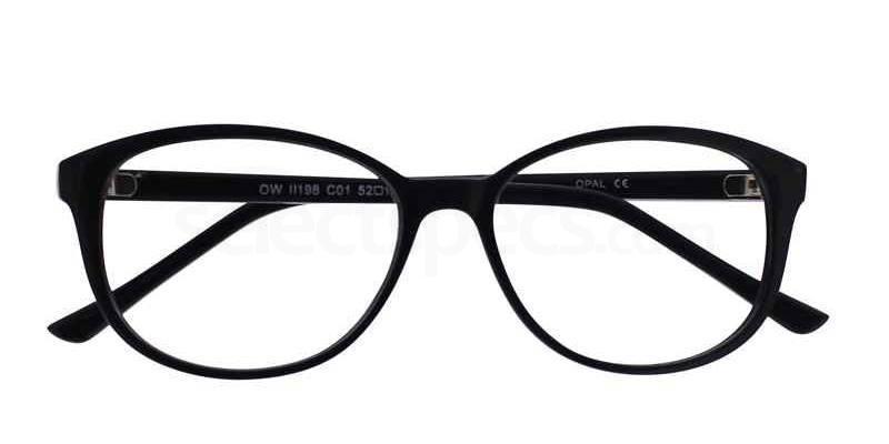 C01 OWII198 Glasses, Owlet