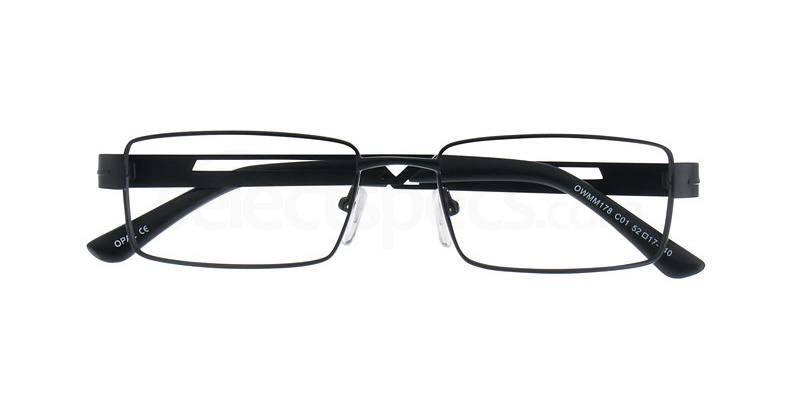 C01 OWMM178 Glasses, Owlet