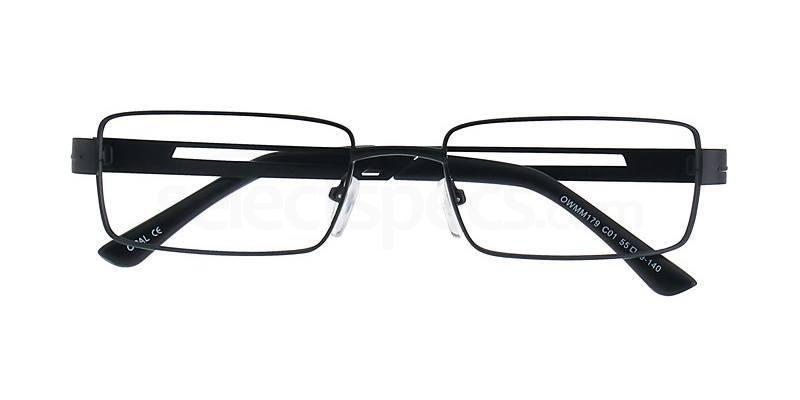 C01 OWMM179 Glasses, Owlet
